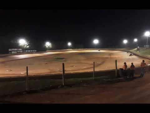 ARARAT THUNDER RACEWAY (Winged Mimi Sprints) 9-17-21 - dirt track racing video image