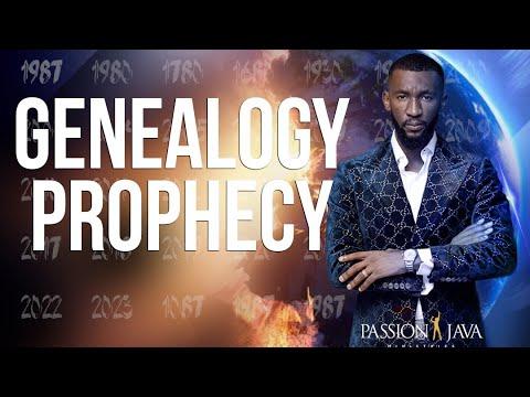 Genealogy Prophecy  Prophet Passion Java