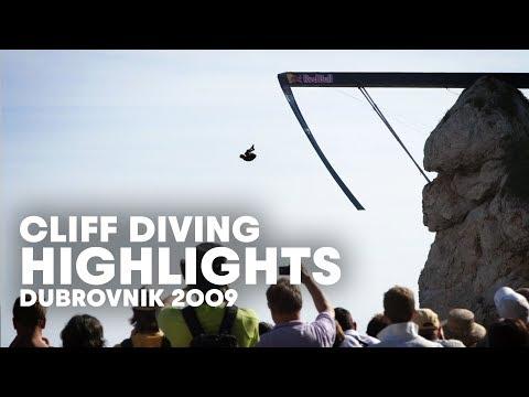 Red Bull Cliff Diving Dubrovnik 2009 Highlights - UCblfuW_4rakIf2h6aqANefA