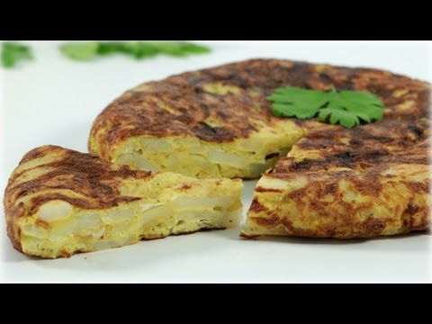 [ARB] التورتيلا الاسبانية / Spanish Tortilla  - CookingWithAlia - Episode 457 - UCB8yzUOYzM30kGjwc97_Fvw