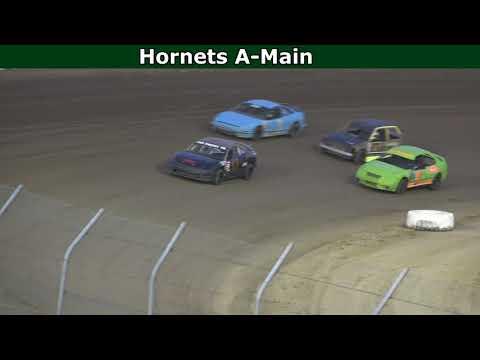 Grays Harbor Raceway, July 10, 2021, Hornets A-Main - dirt track racing video image
