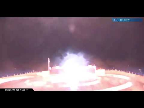 SpaceX Lands Reused 1st Stage on Drone Ship - UCqFj04rRJs6TJIwsVvCQK6A