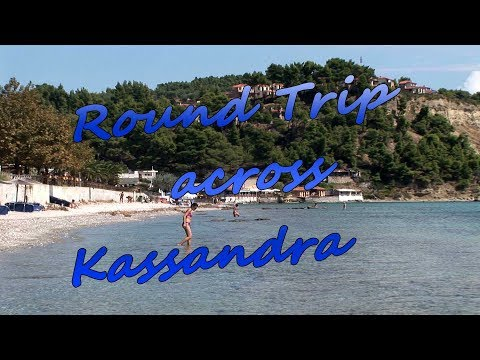 Round Trip across the Kassandra Peninsula - Greece HD Travel Channel - UCqv3b5EIRz-ZqBzUeEH7BKQ