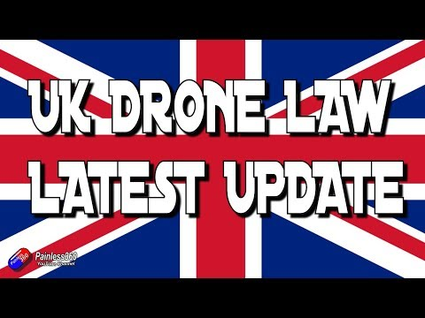 UK Drone Law Update: September 2019 (common questions answered) - UCp1vASX-fg959vRc1xowqpw