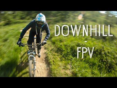 DOWNHILL FPV - Drone x MTB (4K) - UCQEqPV0AwJ6mQYLmSO0rcNA