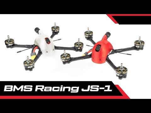 JS-1 The MultiGP World Cup Winning Quad - Overview and Setup - UCOT48Yf56XBpT5WitpnFVrQ