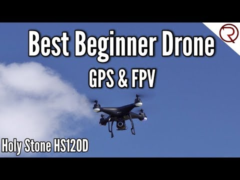 Best FPV Beginner Drone - Holy Stone HS120D Review - UCf_67twWOb9eYH-HX562r6A