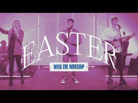 ZOE Worship  Easter Set #2