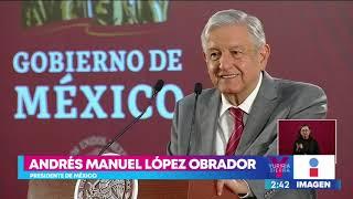 AMLO pide a Morena no cometer fraude en la elección de dirigencia | Noticias con Yuriria Sierra