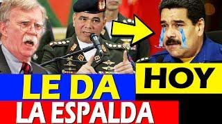🇻🇪 ULTIMA HORA VENEZUELA ✔️ Le dan la Espalda a Maduro Triste Noticia ✔️ 17 de Agosto 2019