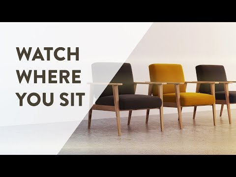 Watch Where You Sit with Pastor Jon Chasteen