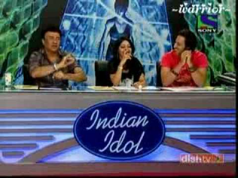 Indian Idol 5-Very Funny Singer