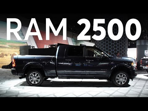 2019 Detroit Auto Show: 2019 Ram 2500 | Consumer Reports - UCOClvgLYa7g75eIaTdwj_vg