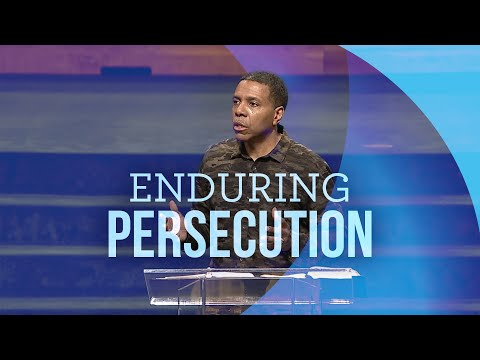 Wednesday Service - Enduring Persecution