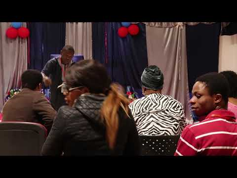 Drama College Feasting with the King Day 2-Dr. Olumide Fatunsin