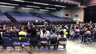 All-County Chorus Practice