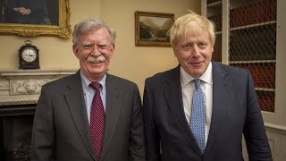 Bolton: U.K. is first in line for trade deal