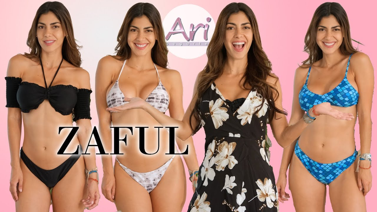 ZAFUL Bikini Try On Haul – #BikiniTryOnHaul