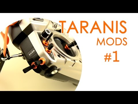 Taranis mods #1 - Cheap and Easy mods and accessories for the FrSky Taranis X9D - QUICK GUIDE - UCBptTBYPtHsl-qDmVPS3lcQ