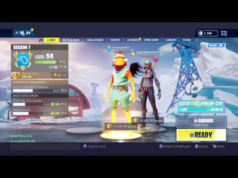 How To Change Character On Fortnite Nintendo Switch