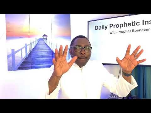 Prophetic Insight Jul 17th, 2021