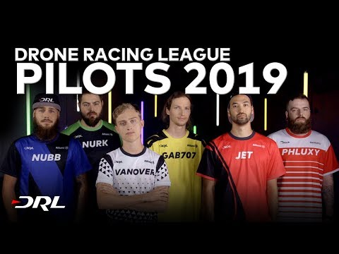 Drone Racing League 2019 Pilots - UCiVmHW7d57ICmEf9WGIp1CA