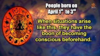 Basic Characteristics of people born between April 1st to April 3rd