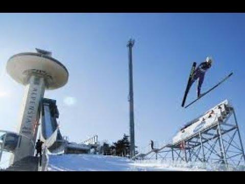 Ski Jumping World Cup - Oberstdorf 2019