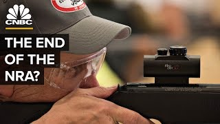 How The NRA Ended Up On The Verge Of Bankruptcy