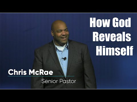 How God Reveals Himself Through His Word  Chris McRae  Sojourn Church Carrollton Texas