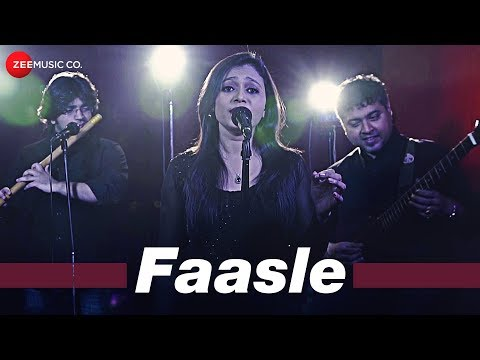 FAASLE LYRICS - Ankita Bramhe | Official Music Video