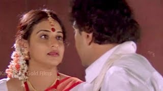 Kannada Comedy Videos || Pavitra Lokesh First Night Comedy || Kannadiga Gold Films