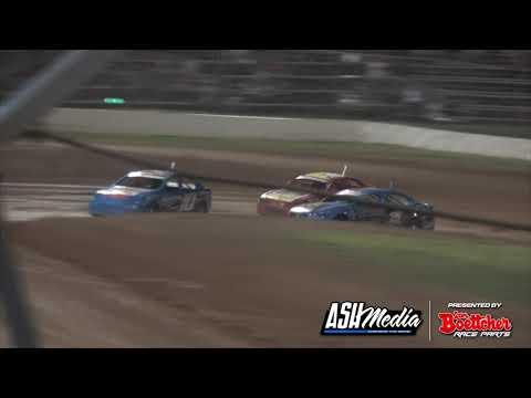 Heat Race of the Night | Production Sedans: IBRP Mountain King Series - Heta 6 - Gympie - 10.04.2021 - dirt track racing video image