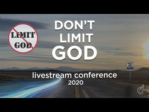 Don't Limit God Conference: Jessie Duplantis & Andrew Wommack - May 1, 2020