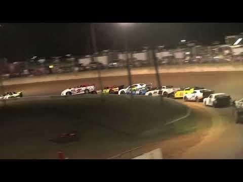 07/17/21 Gladiators / CRUSA Street Stock Feature Race - Oglethorpe Speedway Park - dirt track racing video image