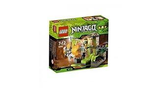 Must See Lego and Legos Review! LEGO Ninjago Venomari Shrine 9440