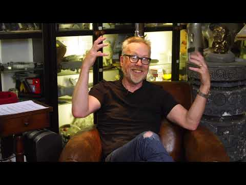 Ask Adam Savage: How to Interact With Famous People - UCiDJtJKMICpb9B1qf7qjEOA