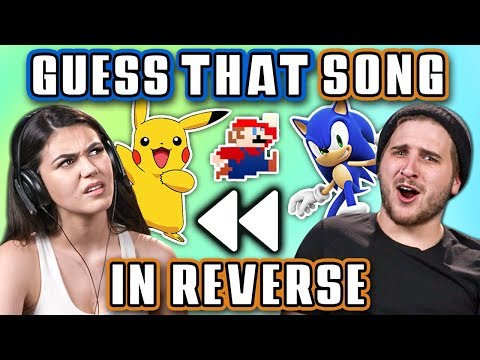 Guess That Song In Reverse Challenge: Video Game Themes - UCHEf6T_gVq4tlW5i91ESiWg