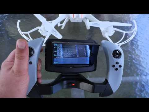 UDI U818S Quadcopter with FPV Transmitter and Screen - UCZ2QEPtFeTCiXYAXDxl_AwQ