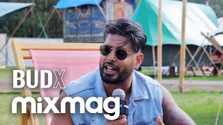 Kyle Cassim on growing up with house music and funk | BUDX at Tomorrowland 2019