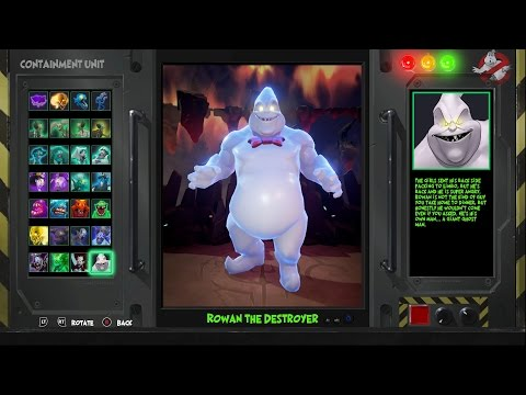Ghostbusters (2016) - All Ghosts | List (HD) [1080p60FPS] - default
