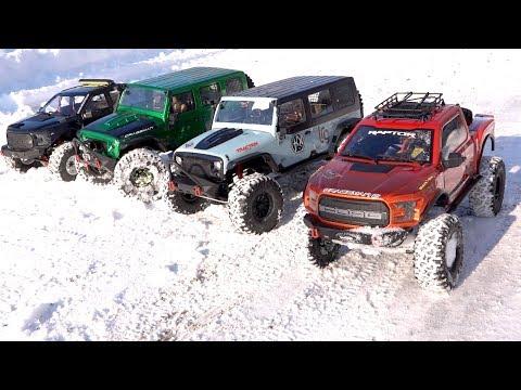 NEXT BIG THING: 1/8 scale Trail Trucks : BACKYARD TRAIL PARK - 4x4 Cragsman Crew | RC ADVENTURES - UCxcjVHL-2o3D6Q9esu05a1Q