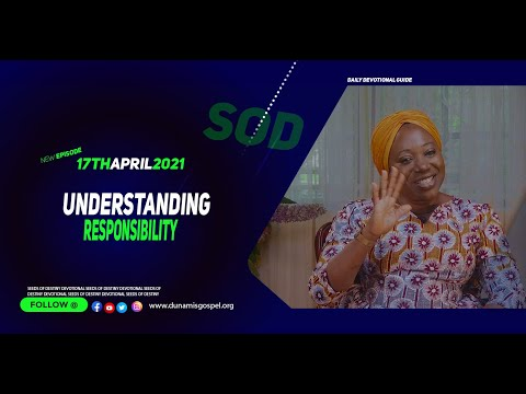 Dr Becky Paul-Enenche - SEEDS OF DESTINY  SATURDAY APRIL 17, 2021