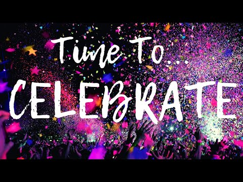 A Time To Celebrate!!!!