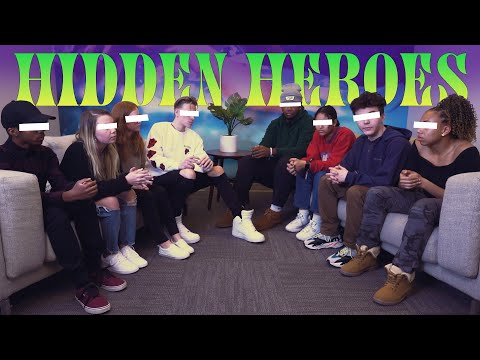 Hidden Heroes  Kingdom Clout  Elevation Youth