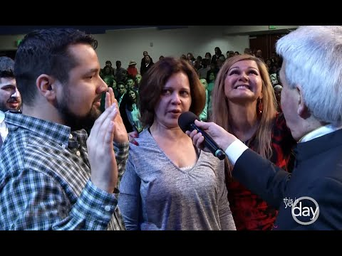 Jesus the Healer in Action - A special sermon from Benny Hinn