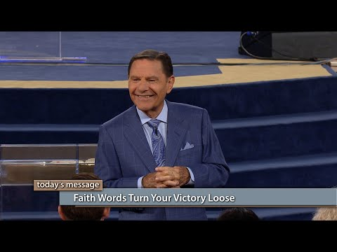 Faith Words Turn Your Victory Loose