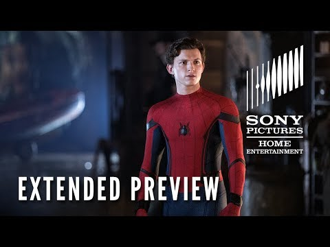 SPIDER-MAN: FAR FROM HOME - Now on Digital! 9 Minute Extended Clip - UCz97F7dMxBNOfGYu3rx8aCw