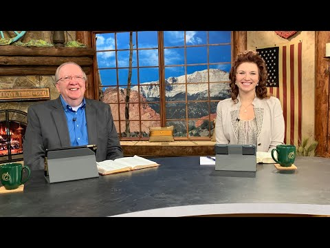 Charis Daily Live Bible Study: Greg Mohr - June 10, 2020