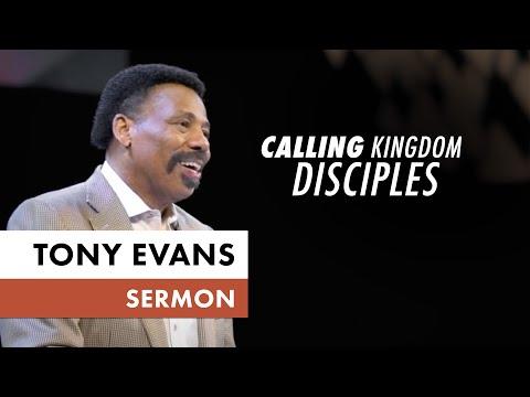 Calling Kingdom Disciples (Sunday Sermon, Dr. Tony Evans)